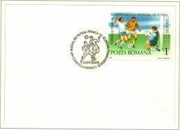 824  Coupe Du Monde De Football De 1998 France. Match Roumanie - Tunisie, Saint-Denis.  FIFA World Cup - Coupe Du Monde
