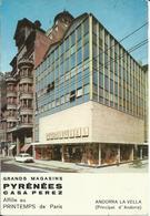 "Carte Postale ""GRANDS MAGASINS PYRENEES"" (Andorre). - Andorra"