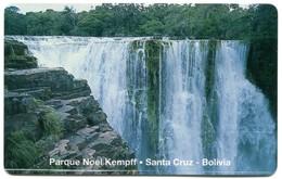 Bolivia Entel - BO-ENTEL-030 - Noel Kempff National Park (MINT) - Bolivia