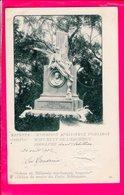 Cpa Carte Postale Ancienne  -  Corfou Monument  De L Archiduc Rodolphe - CARTE 'ENTIER POSTAL - Grèce