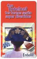 Bolivia Entel - BO-ENTEL-041 - Entelnet 1 (MINT) - Bolivia