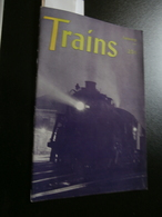 Trains (January 1944) : Chemin De Fer Congo-Océan, T Marvel, Marion, Westcott, - Transport