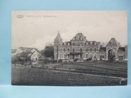 Thuillies. Château Ferme. 1913 ?? - Thuin