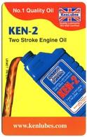 Pakistan Telips - PAK-M-22 Ken-2 Oil 200Rs (MINT) - Pakistan