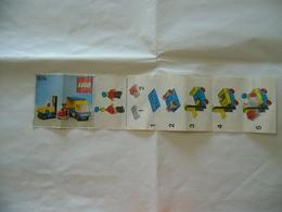 ISTRUZIONI MANUALE INSTRUCTION LEGO 674. - Cataloghi