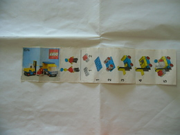 ISTRUZIONI MANUALE INSTRUCTION LEGO 674. - Catalogs