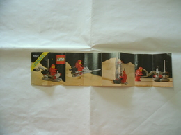ISTRUZIONI MANUALE INSTRUCTION LEGO LEGOLAND 6822 - Catalogs