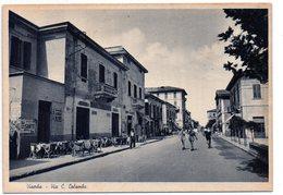 VISERBA - VIA COLOMBO - RIMINI -  NON VIAGGIATA - Rimini