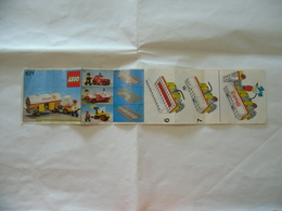 ISTRUZIONI MANUALE INSTRUCTION LEGO 671 - Catalogs