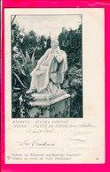 Cpa Carte Postale Ancienne  - Corfou Statue De Byron CARTE 'ENTIER POSTAL - Grèce