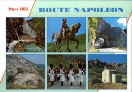 04  DIGNE  La Route Napoleon - Digne