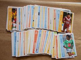 LOT FOOTBALL PANINI 1994 FOOT FRANCE ZIDANE PUEL GINOLA ANGLOMA BLANC GLASSMANN DJORKAEFF - Trading Cards