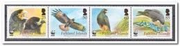Falklandeilanden 2006, Postfris MNH, Birds, WWF - Falklandeilanden