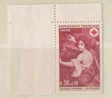 FRANCE Croix-Rouge  1968  N° YT 1581 **    MNH  -  Bord De Feuille Carnet  -  L'Automne - Frankrijk