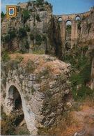 CPM RONDA  Aux Environs De Malaga - Le Pont Neuf - Espagne