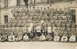 MILITAIRES - 14em Hussards En 1911,carte Photo. - Régiments