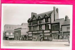 Cpa Carte Postale Ancienne  - Beeston Square - Angleterre
