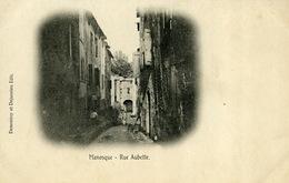 Manosque Rue Aubette - Manosque