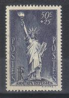 FRANCE   N°352*(1937) - Neufs