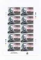 R16 South Georgia Complet Sheet Otto Nordenskjöld  MNH ** - South Georgia