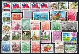 China Chine : (402) Lot De Taiwan (o) - 1945-... Republic Of China