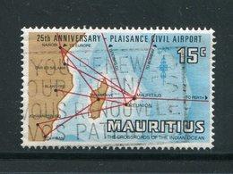 MAURICE- Y&T N°377- Oblitéré - Maurice (1968-...)