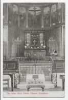 Guildford - The Altar, Holy Trinity Church - Surrey