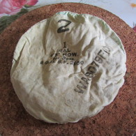 WW1 British 4.5 Howitzer Charge Bag Relic - 1914-18