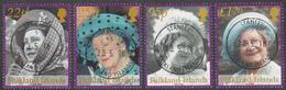 FALKLAND ISLANDS  Michel  849/52  Very Fine Used - Falkland