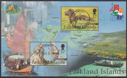 FALKLAND ISLANDS  Michel  BLOCK 26  Very Fine Used - Falkland