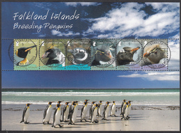 FALKLAND ISLANDS  Michel  BLOCK 39  Very Fine Used - Falkland