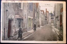 36  LE BLANC  Grande Rue, Ville Basse  1904 - Le Blanc
