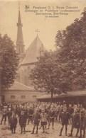 Sint Niklaas, Pensionaat O.L.Vrouw Onbevlekt, Sint Isidorius, De Speelplaats (pk46880) - Sint-Niklaas