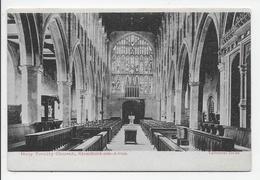 Stratford-on-Avon - Holy Trinity Church - Stratford Upon Avon
