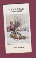 080618 - IMAGE CIGARETTE CARRERA'S CIGARETTES Mater Dolorosa - Tuerie Assassinat Mort Guerre - Autres