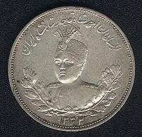 Iran, 2000 Dinars AH 1332, Silber - Iran