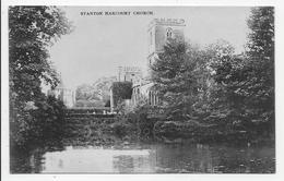 Stanton Harcourt Church - England