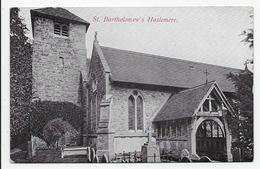 Haslemere - St Bartholomew's Church - Surrey