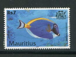 MAURICE- Y&T N°917- Oblitéré (poisson) - Maurice (1968-...)