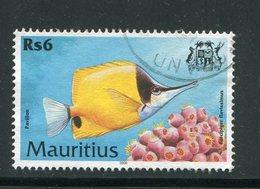 MAURICE- Y&T N°916- Oblitéré (poisson) - Maurice (1968-...)