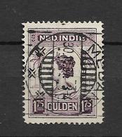 1913 USED Nederlands Indië - Indie Olandesi