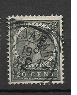 1905 USED Nederlands Indië - Niederländisch-Indien