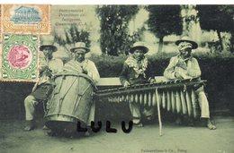 AMERIQUE : Guatemala Instrumentos Primitivos De Indigenas - Guatemala