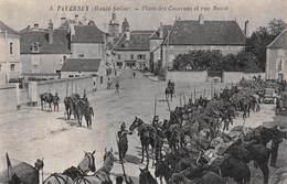 Faverney (70) - Place Des Casernes Et Rue Basse - France