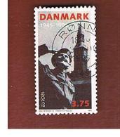 DANIMARCA (DENMARK)  - 1995 EUROPA  - USED - Europa-CEPT