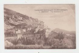 84 - SEGURET / VUE GENERALE N°2 - Other Municipalities
