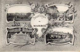 Souvenir De Marboz . - France