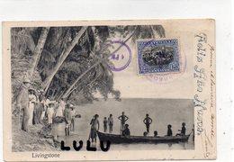 AMERIQUE : Précurseur Guatemala Livingstone - Guatemala