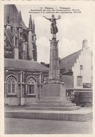 Tienen, Standbeeld Ter Eere Der Gesneuvelden 1914-18 (pk46890) - Tienen