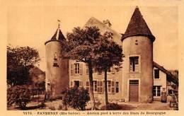 Faverney (70) - Ancien Pied à Terre Des Ducs De Bourgogne - France
